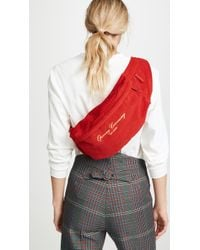 Opening Ceremony - Corduroy Fanny Pack - Lyst