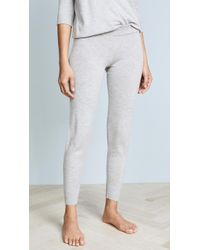 CALVIN KLEIN 205W39NYC - Pure Knit Sleep Pants - Lyst