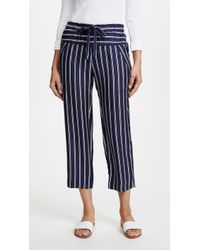 Joie - Addiena Trousers - Lyst