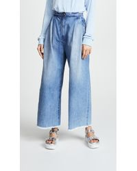 Tortoise - Lucy High Waisted Baggy Trouser Jeans - Lyst