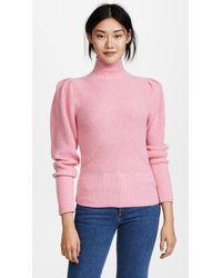 FRAME - Voluminous Sweater - Lyst