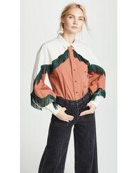 Toga Pulla - Western Shirt - Lyst