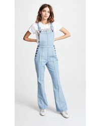 Cupcakes And Cashmere - Meliani Overalls - Lyst