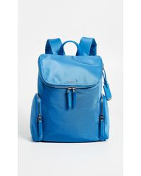 Tumi - Lexa Zip Flap Backpack - Lyst