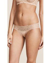 Calvin Klein - Seductive Comfort Bikini - Lyst