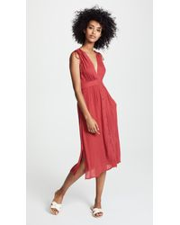 Lost + Wander - Ay Caramba Midi Dress - Lyst