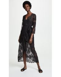 Temptation Positano - Flores Wrap Dress - Lyst