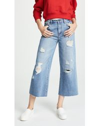 Habitual - Super High Rise Wide Leg Jeans - Lyst