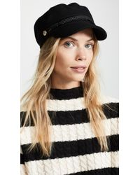 Hat Attack - Emmy Cap With Interchangeable Rope Band - Lyst