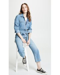 Free People - Charlie Coveralls - Lyst