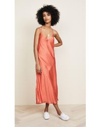 Sincerely Jules - Charmer Slip Dress - Lyst