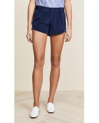 Alice + Olivia | Butterfly Shorts | Lyst