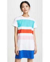 Être Cécile - Big Stripe Oversized Dress - Lyst