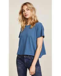 The Great | The Crop Tee | Lyst