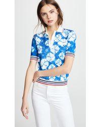 Stella Jean - Polo Shirt - Lyst