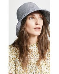 Hat Attack - Washed Cotton Crusher Hat - Lyst
