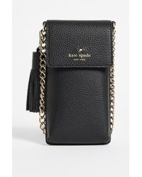 Kate Spade - North South Cross Body Iphone 6 / 6s / 7 / 8 Case - Lyst