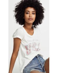 Sol Angeles - Born In The Usa Tee - Lyst