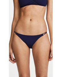 Heidi Klum - Anse Cocos String Bikini Bottoms - Lyst