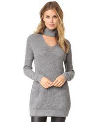 Glamorous - Choker Sweater - Lyst