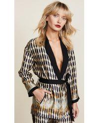 Giada Forte - Kimono Jacket - Lyst