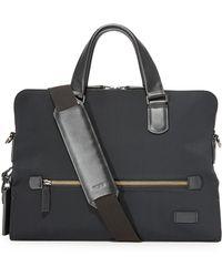 Tumi - Harrison Nylon Taylor Portfolio Briefcase - Lyst