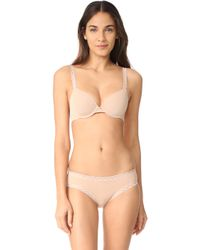 Natori - Pure Luxe Custom Coverage Bra - Lyst