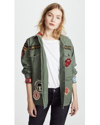 Madeworn Rock | Rolling Stones 1975 Army Jacket | Lyst