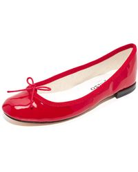 Repetto - Cendrillon Ballet Flats - Lyst