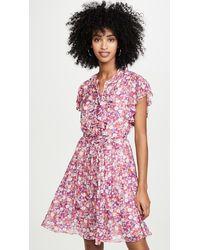 Shoshanna - Rylee Dress - Lyst
