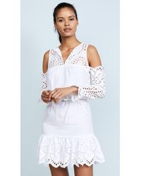 Suboo - Hold On Cold Shoulder Mini Dress - Lyst