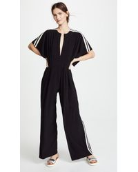 Norma Kamali - Rectangle Jumpsuit - Lyst