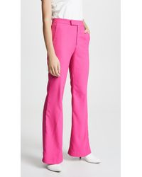 Re:named - Krista Trousers - Lyst