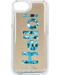 Edie Parker - Iphone 6 / 6s / 7 Case Floating Hello - Lyst