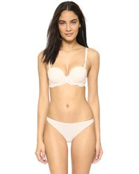 Stella McCartney - New Stella Strapless Bra - Lyst