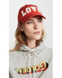 Tory Sport Love Cap - Red