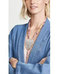 DANNIJO - Knisely Necklace - Lyst