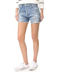 Citizens of Humanity - Corey Relaxed Shorts - Lyst