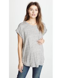 HATCH - The Linen Circle Tee - Lyst