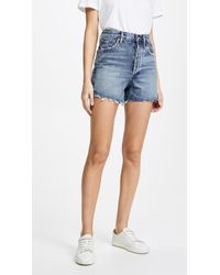 Agolde | The Dee Ultra High Rise Shorts | Lyst