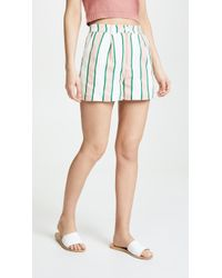 English Factory - Pleated Shorts - Lyst