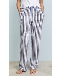 Splendid | Calming Stripe Pj Pants | Lyst