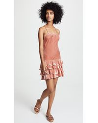 Marissa Webb - Everleigh Mini Dress - Lyst