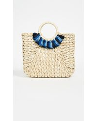 Hat Attack - Small Round Handle Tote - Lyst