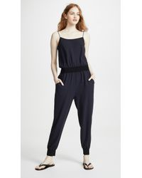 Theory - Tank Jumpsuit - Lyst