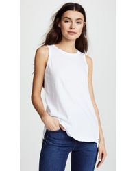 Current/Elliott - The Muscle Tee - Lyst