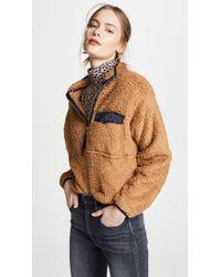 Anine Bing - Sierra Popover Jacket - Lyst