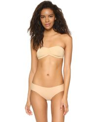 Only Hearts - Second Skins Bandeau - Lyst
