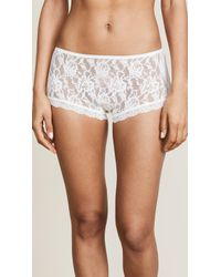 Hanky Panky - Signature Lace Betty Briefs - Lyst