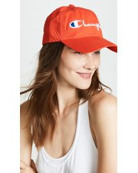 Champion - Baseball Cap - Lyst
